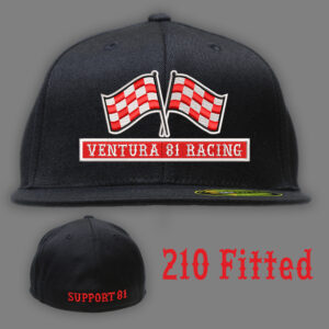 210 Fitted Ventura 81 Racing