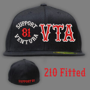 210 Fitted VTA Support 81