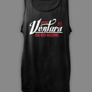 Mens Tank Top Big Red Machine Ventura