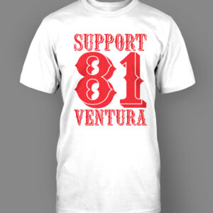 Mens T-Shirt Support 81 OT